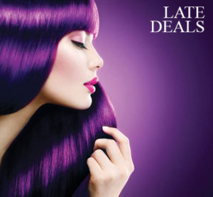 LATE DEALS AND DISCOUNTS, Basingstoke hair salon