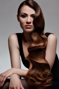 Glossy celebrity hair, Woking hairdressers