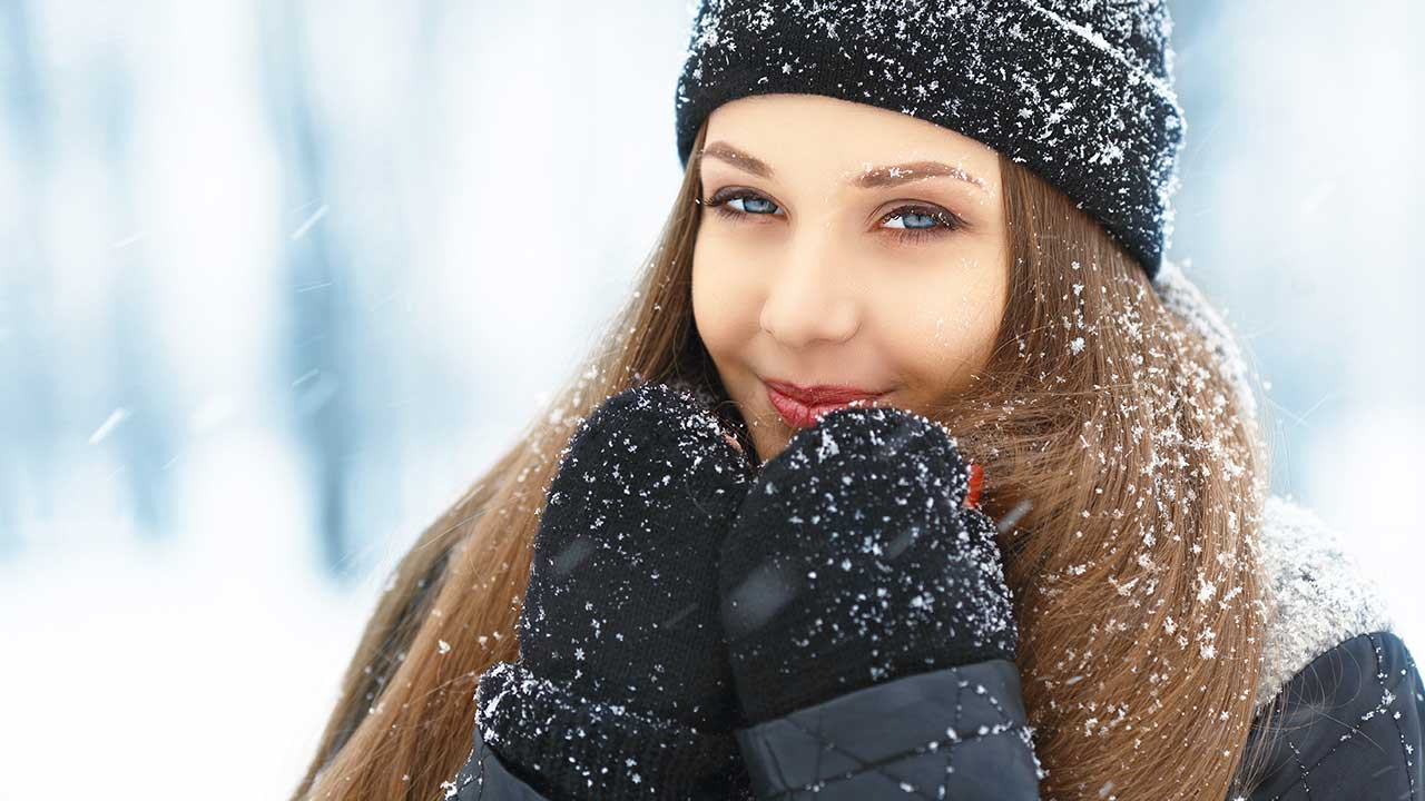 winter hair care advice from hair lab hairdressers Woking