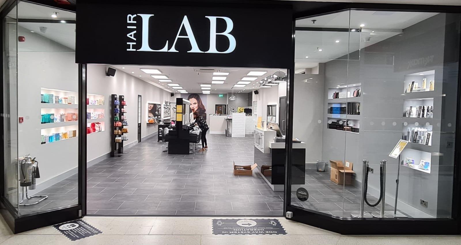 hair lab hairdressers in woking surrey