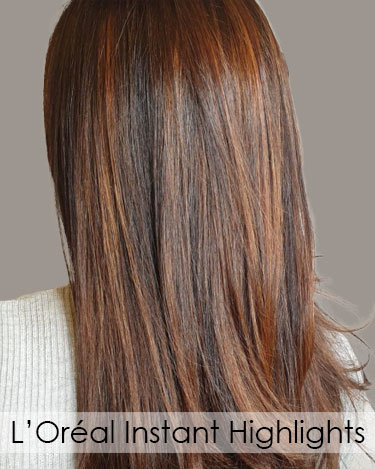 INTRODUCING NEW L'ORÉAL INSTANT HIGHLIGHTS TOP BASINGTOKE HAIRDRESSERS