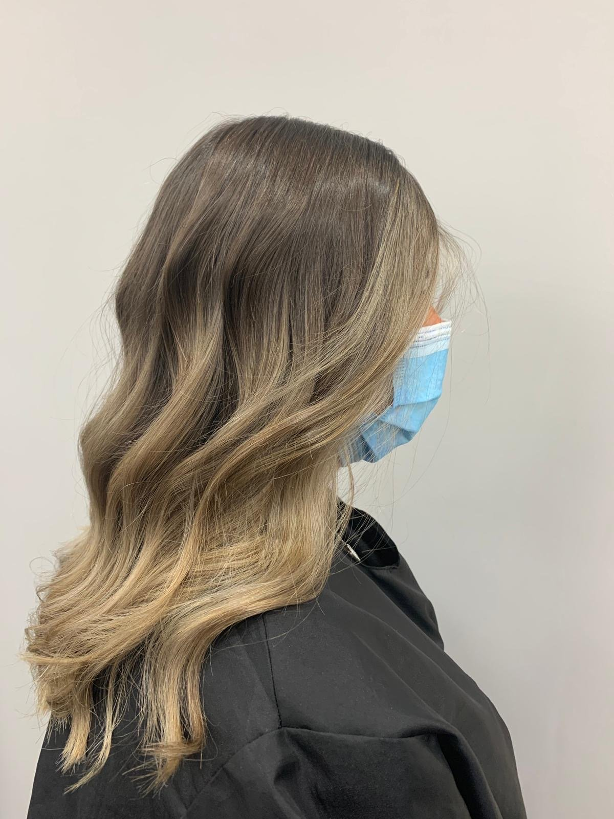 coronavirus safe hair salon, hair lab in woking