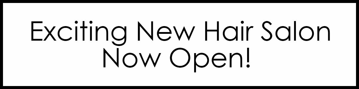 Exciting New Woking Hair Salon Now Open!