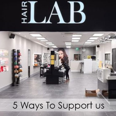 5 Ways To Support Us