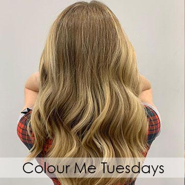 Colour Me Tuesday