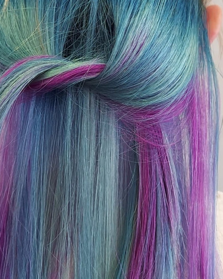 Fun Festival Inspired Hairstyles