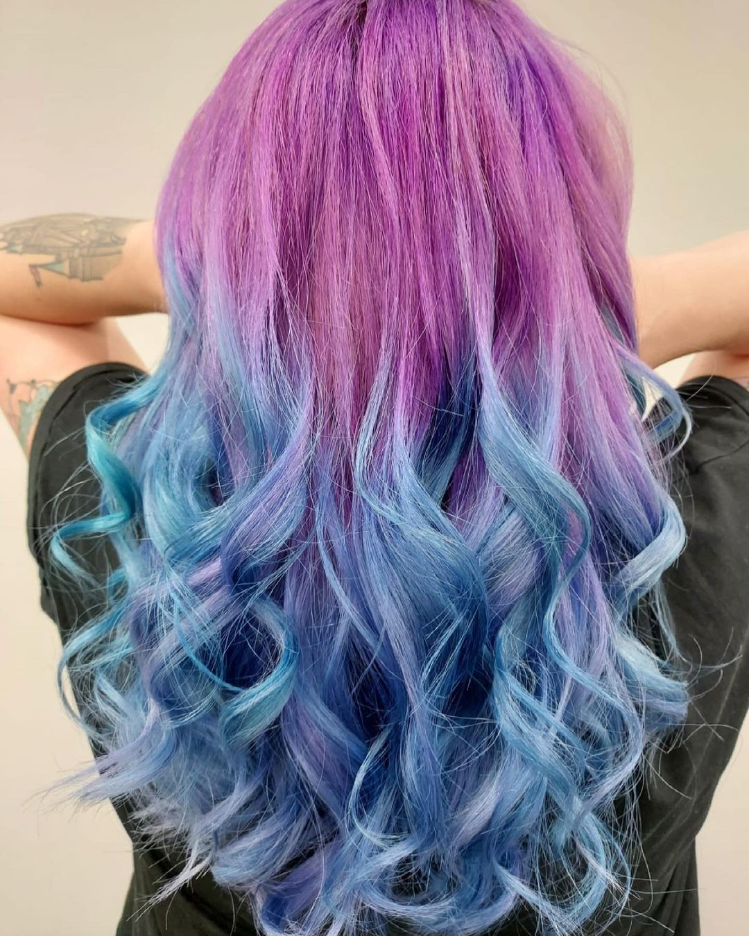 fun fashion colours at Hair Lab hairdressing in Woking