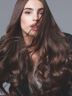 Brunette Hair Colour, Hair Lab Hairdressing Salon, Woking
