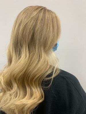 long hairstyles at Hairlab hairdressers in Woking