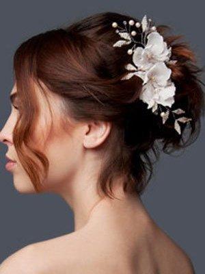 short bridal hair ideas at top woking hairdressers