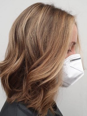 Root Shadowing, Root Stretching & Colour Melts at HairLab hairdressers, Woking